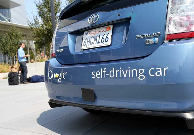 Self Driving Cars Cause Accidents Because Theyre Too Good At Driving google self driving car 628