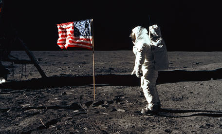 image Eight Reasons People Are Convinced The Moon Landings Were A Hoax