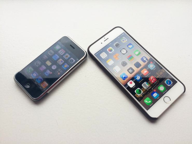 iphone v iphone 6 plus Almost 40 Million Of Us Might Not Be Able To Use The Web In 2016