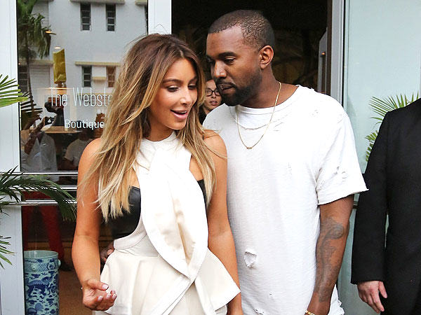 kimye3 The Amount Of Money Kim Kardashian Has Been Offered For Pictures Of Saint West Is Eye Watering