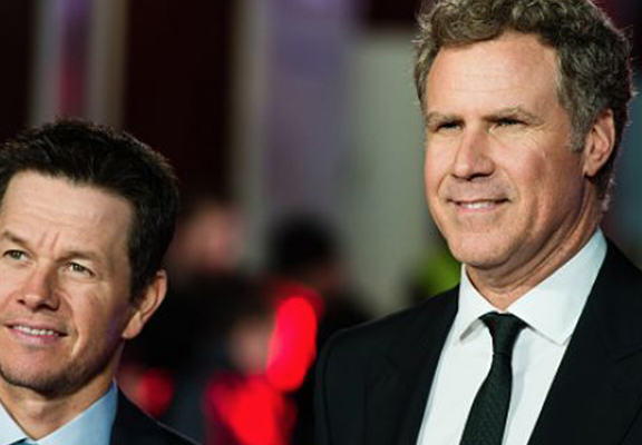 Will Ferrell And Mark Wahlberg Hilariously Try To Out Insult Each Other mark web