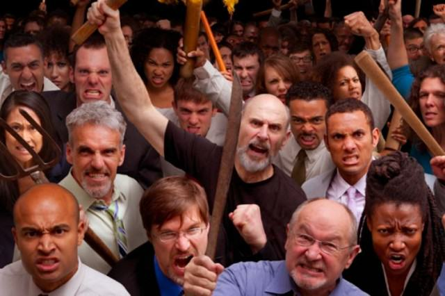 mob 640x426 Young White Guys Are The Most Hated Demographic In Britain, But Why?