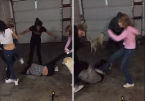 naomi attack WEB Teen Bullies Upload Video Of Brutal Attack On Friend At Sleepover