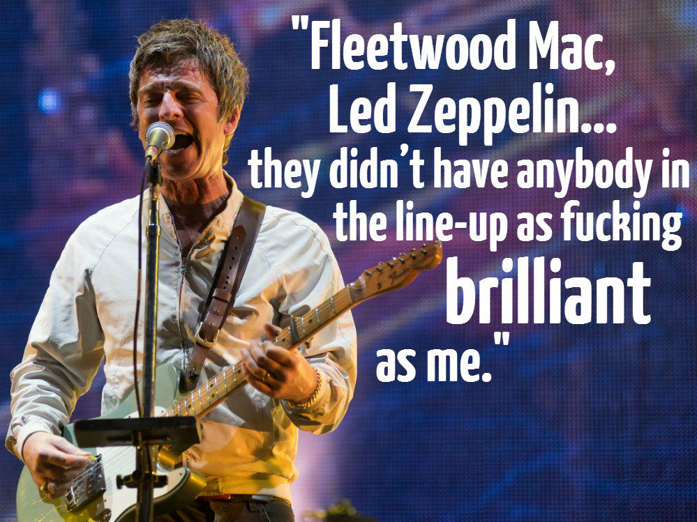 noel These Brilliant Quotes Prove Noel Gallagher Is The Funniest Rock Star Alive