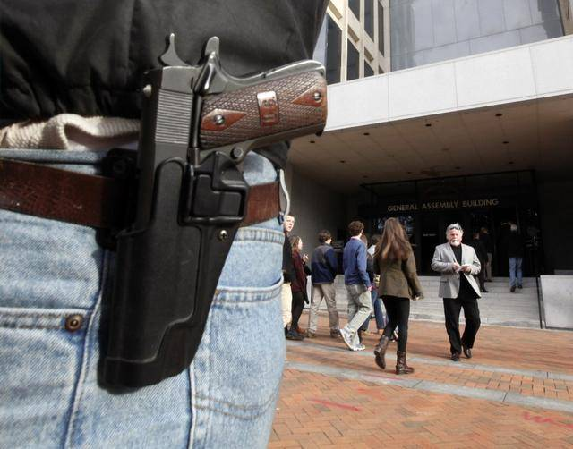 Texas Introduce Shocking New Gun Law, Theyve Officially Lost The Plot opencarry 1