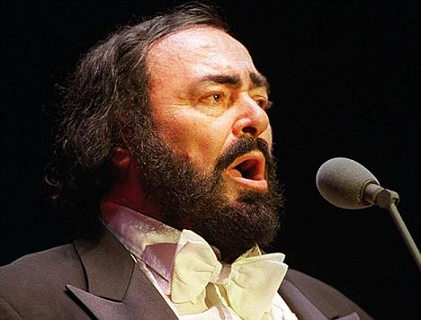 pavarotti1 1 Justin Bieber Is Probably Ruining Your Dinner, Says Science