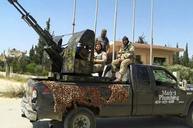 Texas Plumber Sues Car Dealer After Isis Seen Using His Old Truck plumbing5