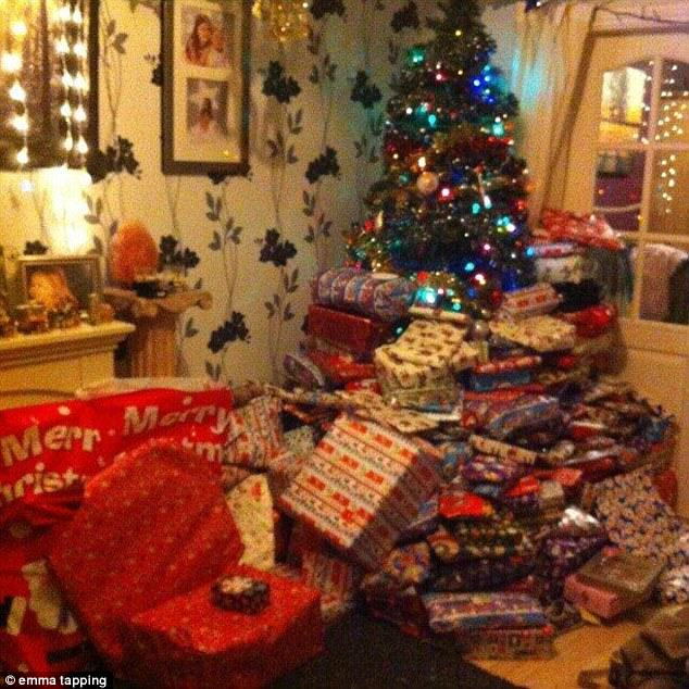 presents5 Mother Spends £1,500 On Christmas Presents, Insists Children Are Not Spoilt