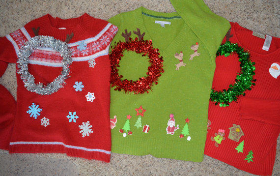 sexy ugly sweater Have A Very Nippy Christmas With These Hilarious NSFW Jumpers