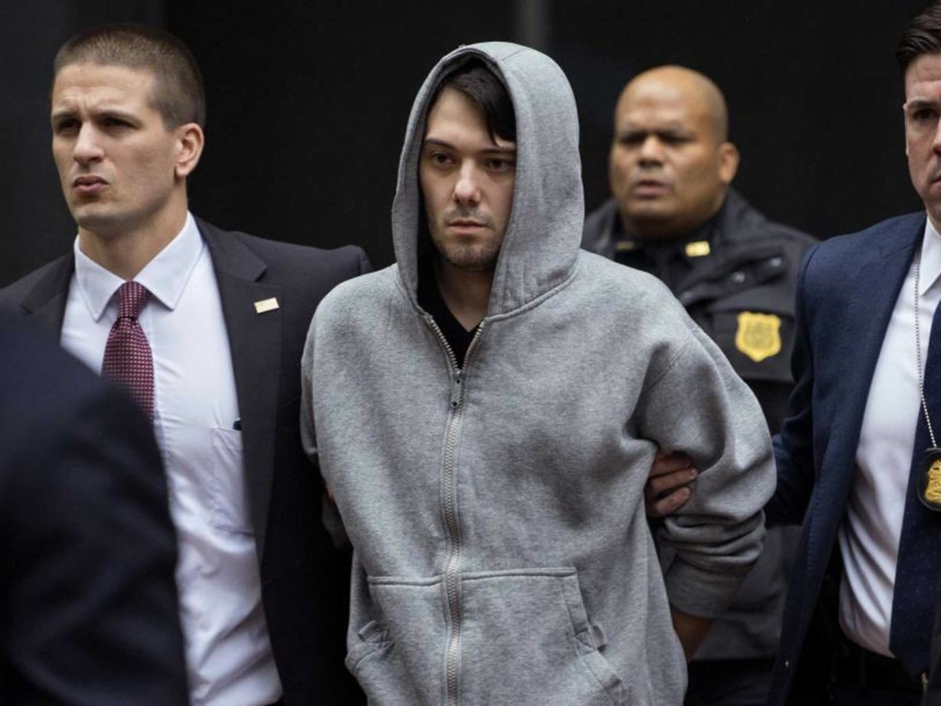 shkreli 3 Most Hated Man On The Internet Claims His Shitty Behaviour Is All An Act