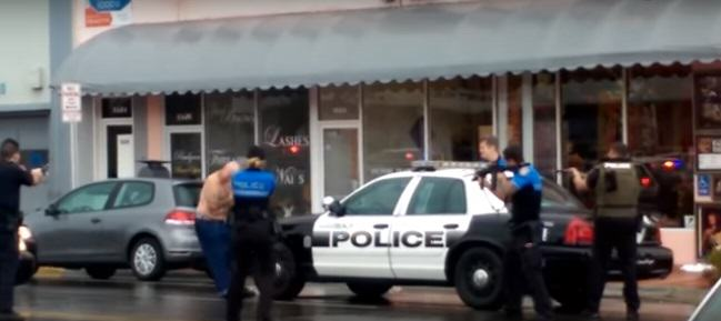shooting 3 Shocking Video Shows Police Fatally Shooting Robbery Suspect At Close Range