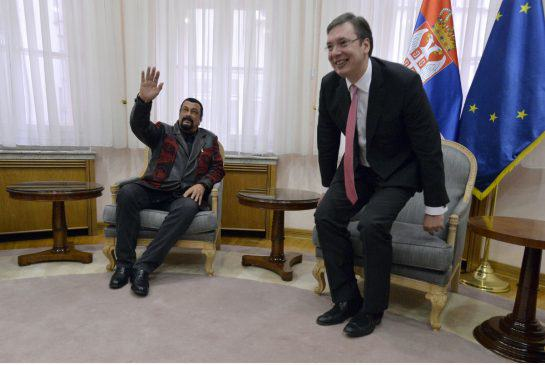 steven seagal serbia.jpg.size .xxlarge.letterbox Serbia Wants Action Movie Don Steven Seagal To Train Its Police