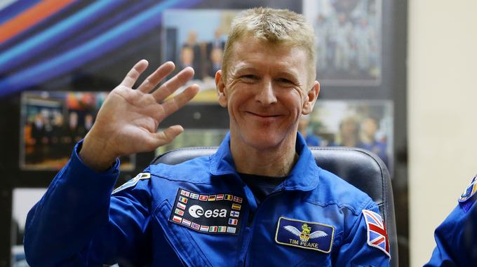 timpeake3 The First British Astronaut To Visit The International Space Station Has Just Blasted Off