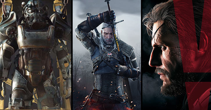 Game Of The Year Announced At 2015 Video Game Awards vgafacebook