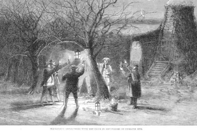 wassail 640x426 How Christmas Was Stolen From The Pagans