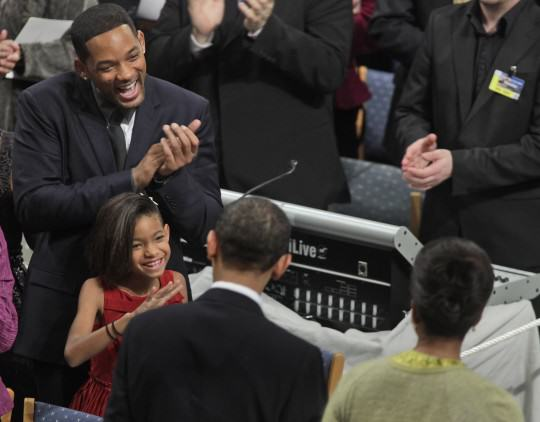 Will Smith Is Considering Running For U.S. President, Apparently will smith president 2