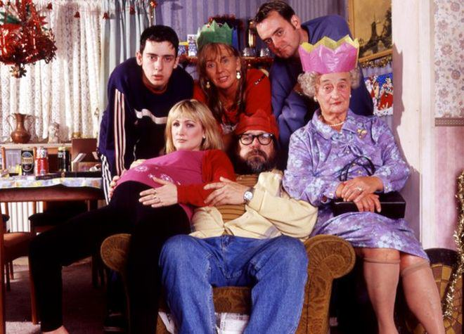 xmas sitcoms 5 The Twelve Best Christmas Themed Sitcom Episodes