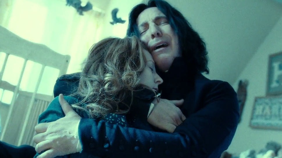 021015 HarryPotter SeverusSnape Every Scene With Snape In Harry Potter In Chronological Order