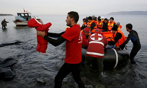 2890 Greek Islanders Set To Be Nominated For Nobel Peace Prize