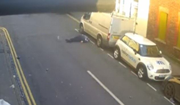 Brutal Moment Man Is Thrown 40ft In Air By Hit And Run Driver 30960AB500000578 3417113 The driver of the Fiat 500 then fled the scene leaving the man l m 34 1453814917698