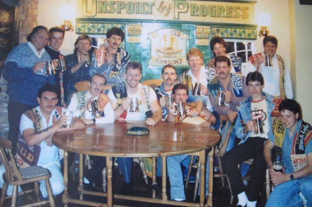 Birmingham Mail These Guys Have Been On An Epic 32 Year Pub Crawl