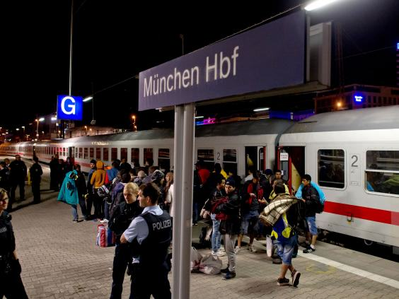 Munich Getty Police Evacuate Two Train Stations In Munich After Isis Terror Threat