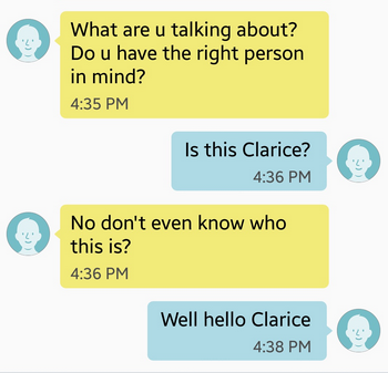 Guy Thinks Hes Texting Girl, Gets Hilariously Trolled By Hannibal Lecter Screen Shot 2016 01 20 at 15.34.36