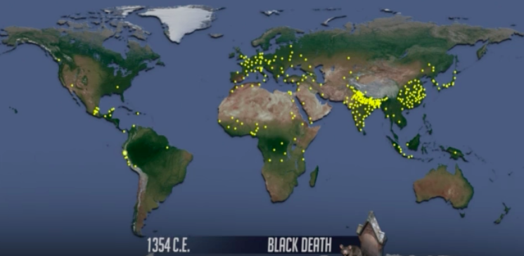 Screen Shot 2016 01 31 at 12.58.25 Incredible Video Shows How World Population Grew In The Last 2,000 Years