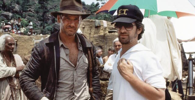 SpielbergIndy New Indiana Jones Film Has Been Confirmed And Theres Good News