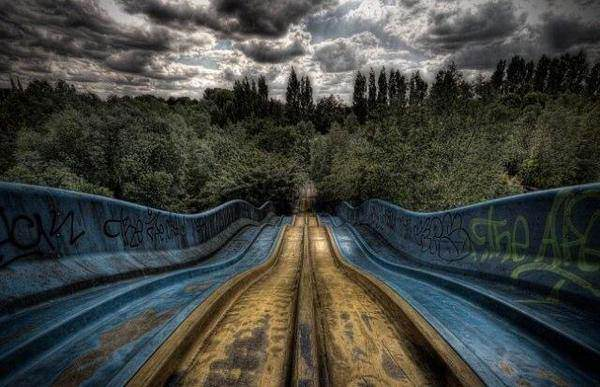 abandoned4 These Incredible Photos Of Abandoned Places Will Blow Your Mind