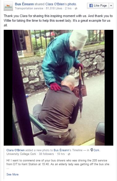 bus post This Bus Drivers Act Of Kindness Will Help Restore Your Faith In Humanity