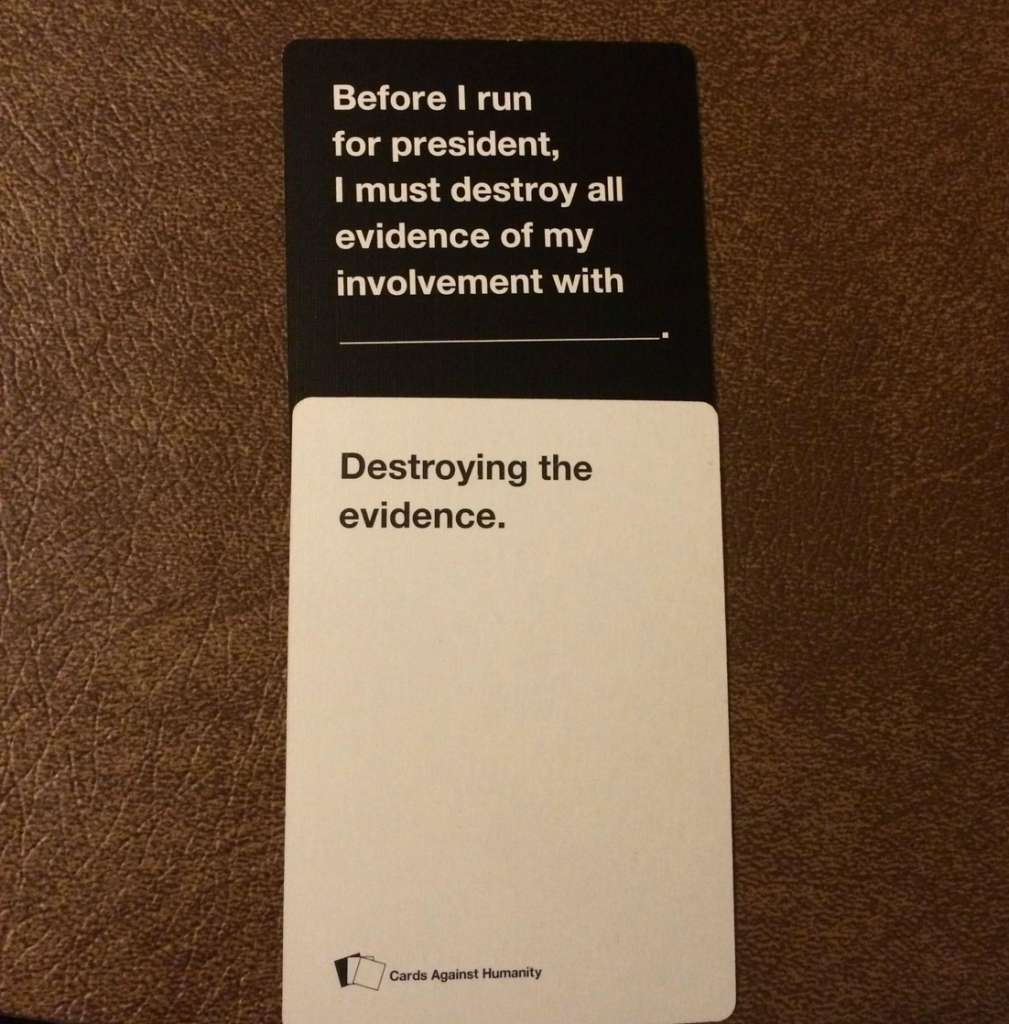 cards 8 Are These The Most Offensive Cards Against Humanity Answers Possible?