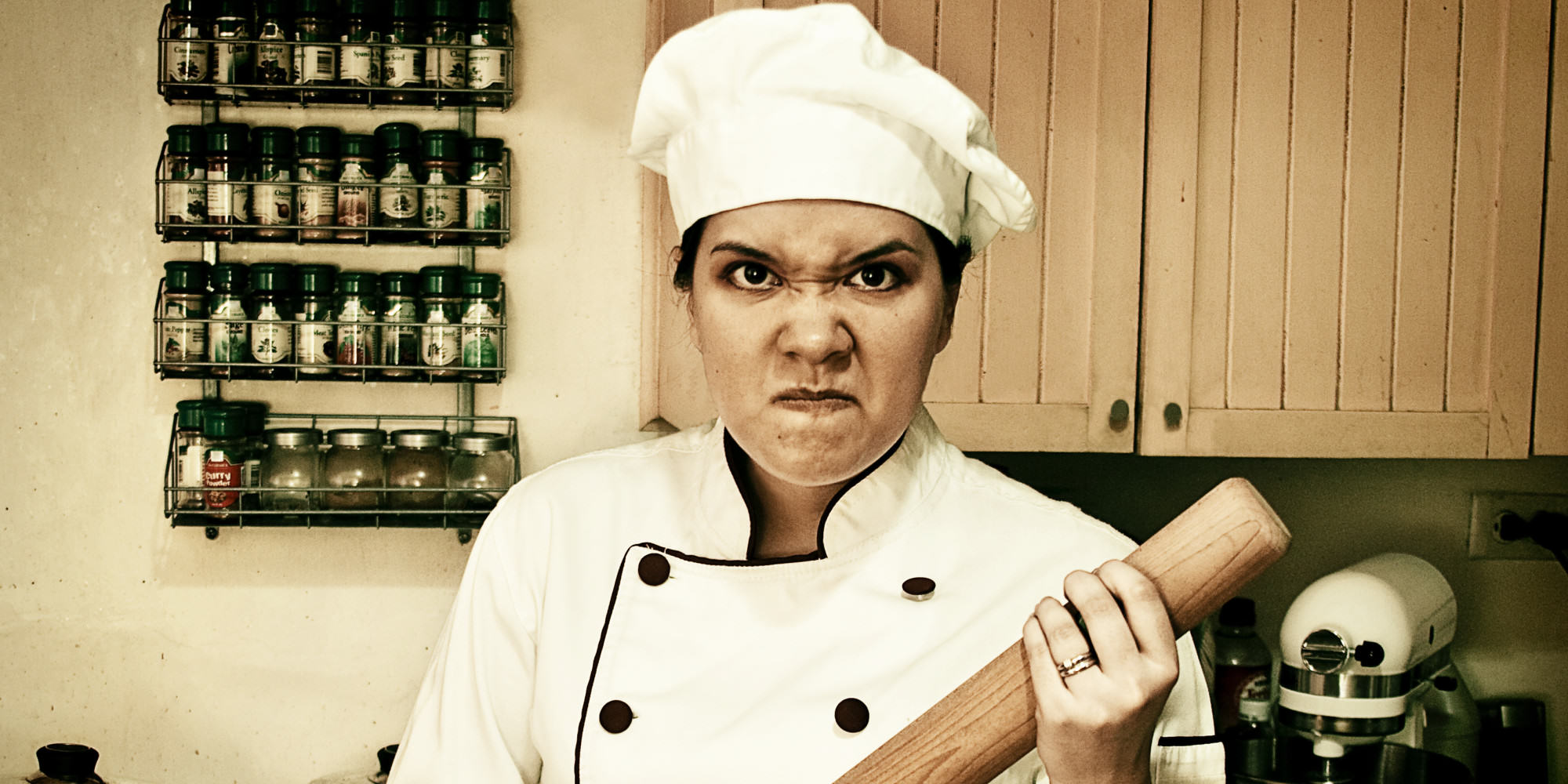 These Horrific Kitchen Accidents Will Put You Off Eating For The Day chefs6