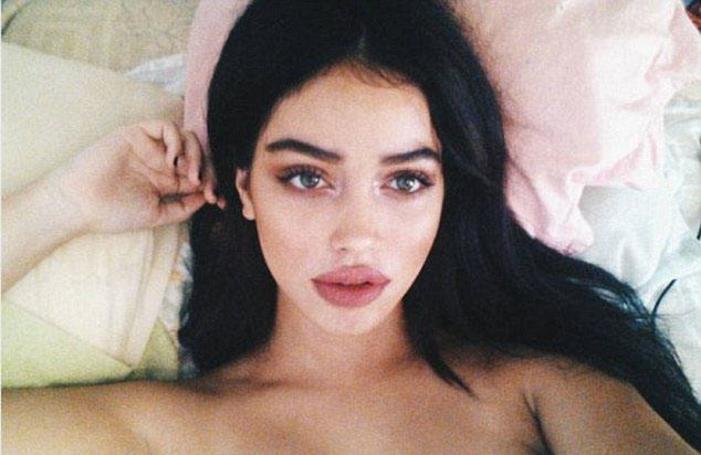 cindy 01 Mystery Girl Who Caught Justin Biebers Eye Says Shes Living A Fairytale