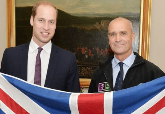 Prince William Pays Tribute After Death Of Heroic Antarctic Explorer