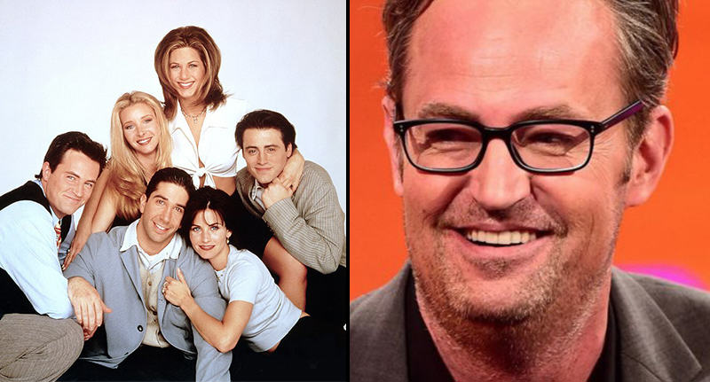 friends perry FB Matthew Perry Wont Be Attending The Friends Reunion, Apparently