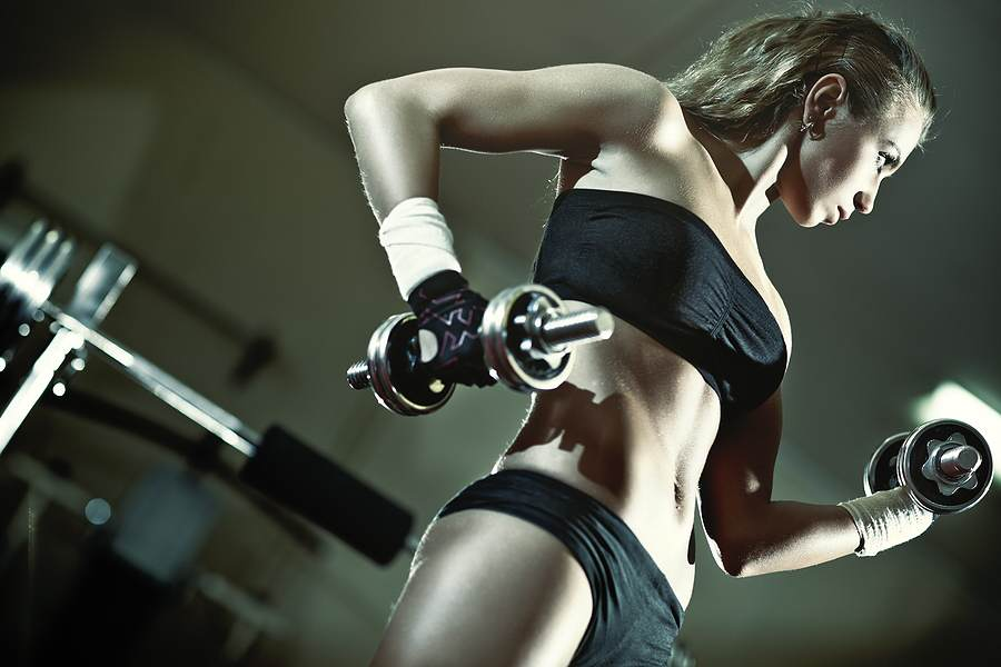 get results faster with high intensity training Whats The Best Exercise For Losing Weight?