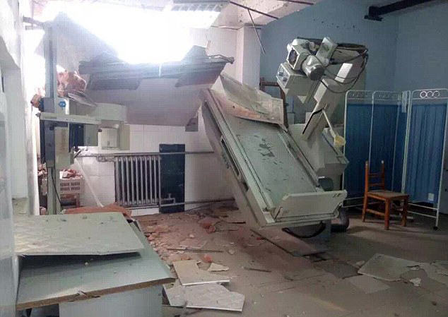 hospital 3 Chinese Government Demolish Hospital With Patients And Doctors Inside