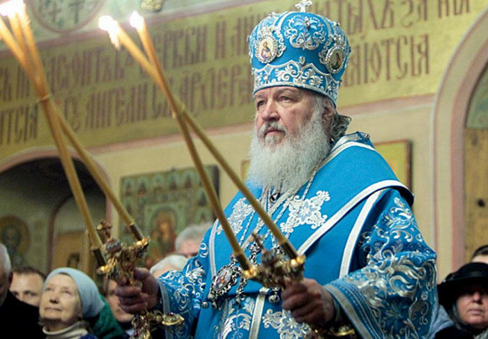 Leader Of The Russian Orthodox Church Blames Homosexuals For Rise Of ISIS isis1 1