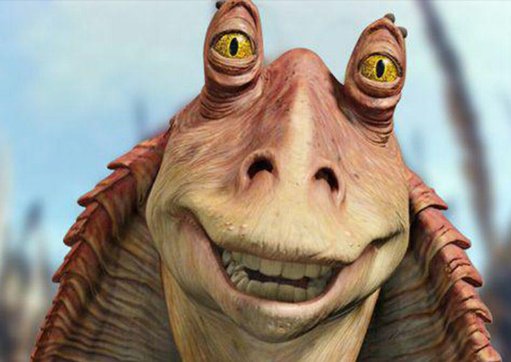 jar jar featured This Jar Jar Binks Fan Theory Changes EVERYTHING About Star Wars
