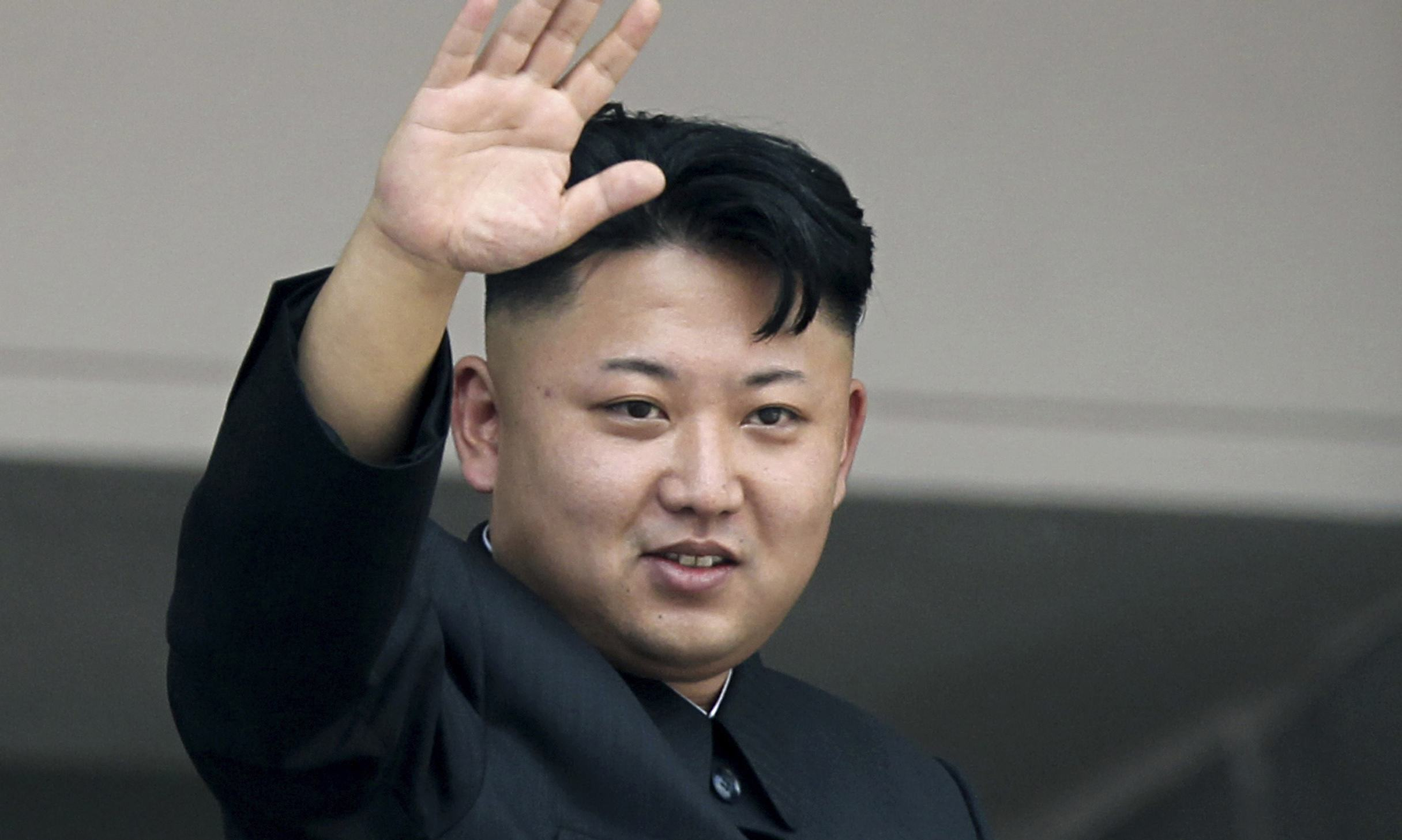 kim2 North Korea Have Successfully Tested Their Hydrogen Bomb Underground