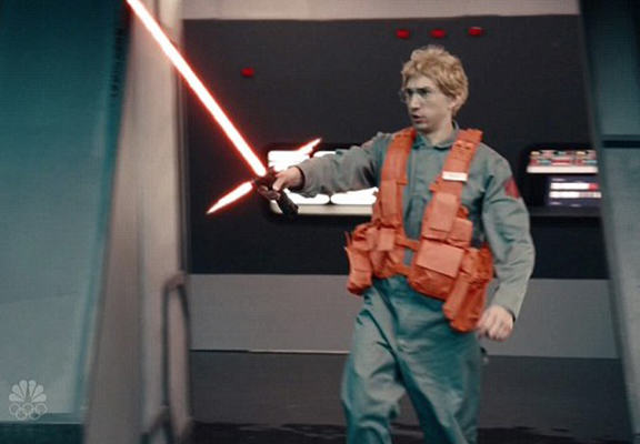 Star Wars: Kylo Ren Becomes Undercover Boss To Learn How Stormtroopers Live kylo ren undercover WEB 2