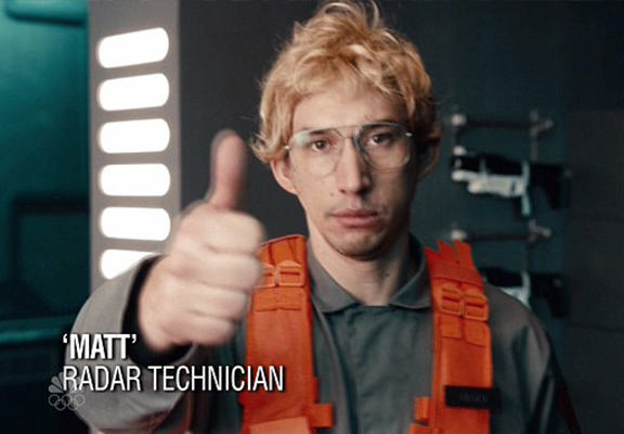 Star Wars: Kylo Ren Becomes Undercover Boss To Learn How Stormtroopers Live kylo ren undercover WEB