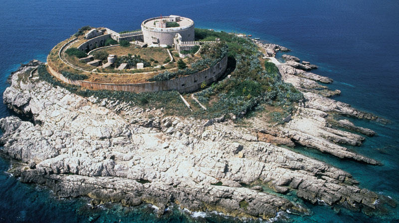 mamula 1 A WWII Concentration Camp Will Be Turned Into A Luxury Beach Resort