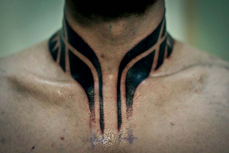 This Is The Embarrassing Shit Were Going To Cringe About When Were Older neck tattoo 1