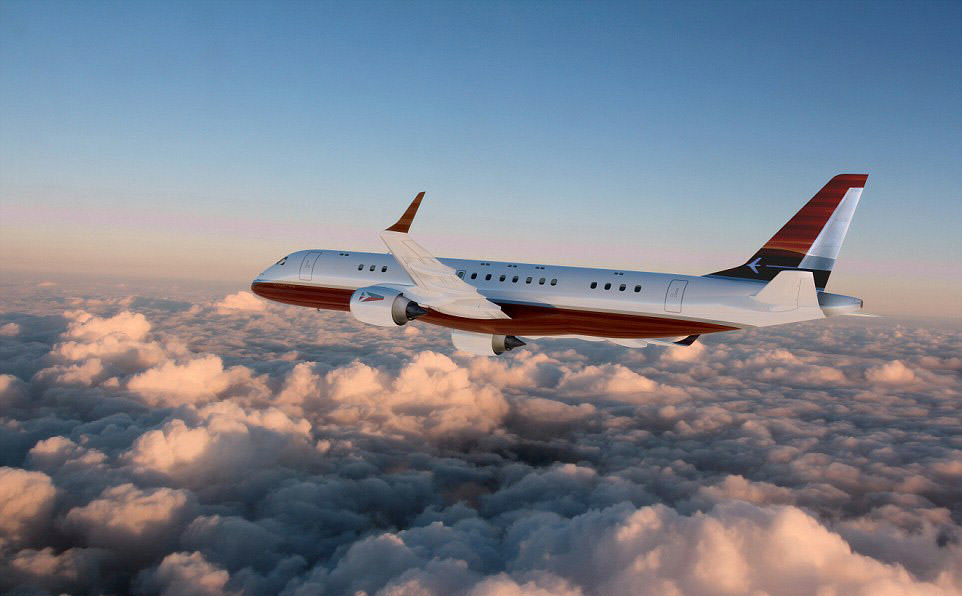 This Plane/Boat Hybrid Luxury Private Jet Is Absolutely Ridiculous palne 1