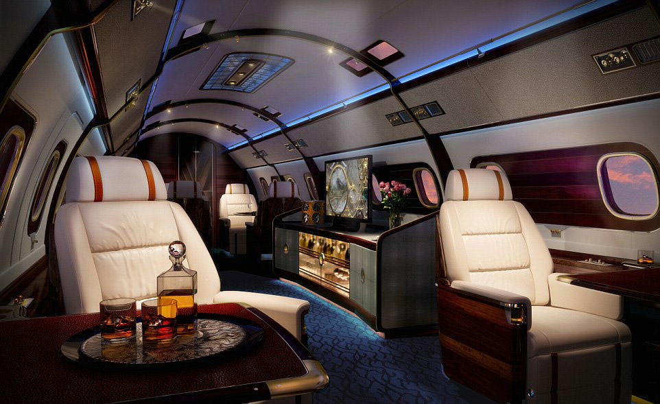 This Plane/Boat Hybrid Luxury Private Jet Is Absolutely Ridiculous plane 8