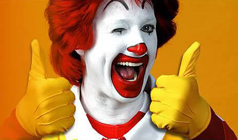 McDonalds New Menu Item Is Seriously Dividing Opinion ronald