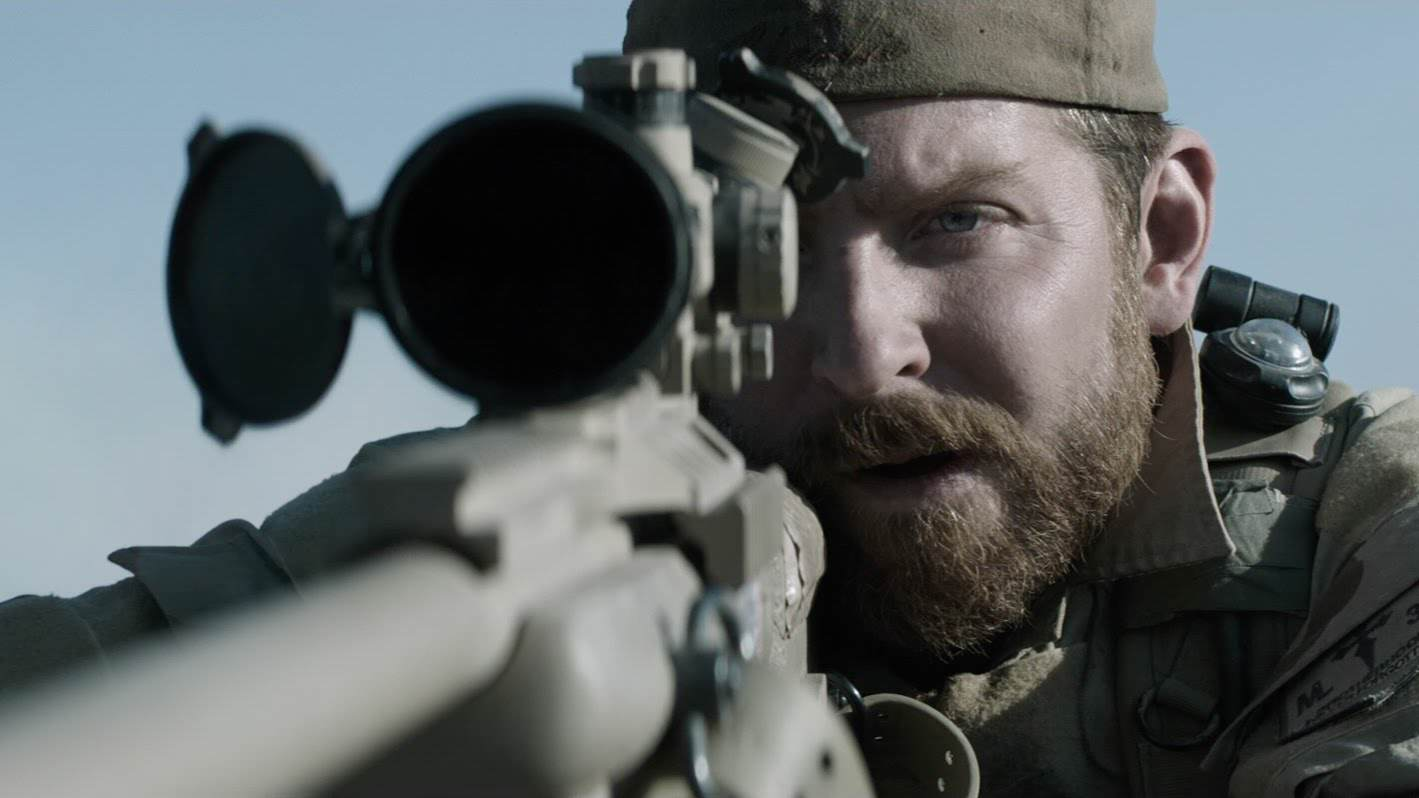 sniper2 1 Is There A Secret Sniper On A One Man Mission Against ISIL?
