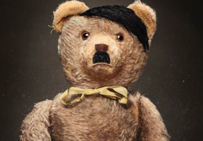 teddy1 1 New Campaign Highlights Danger Of Teddy Bears By Comparing Them To Dictators
